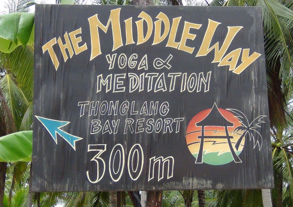 The Middleway on Koh Phangan