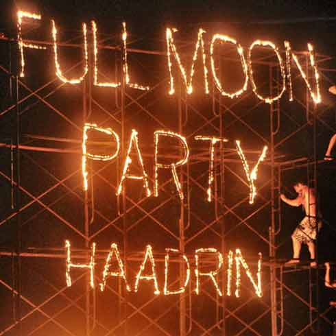 Die Full Moon Party am 15. November findet statt!