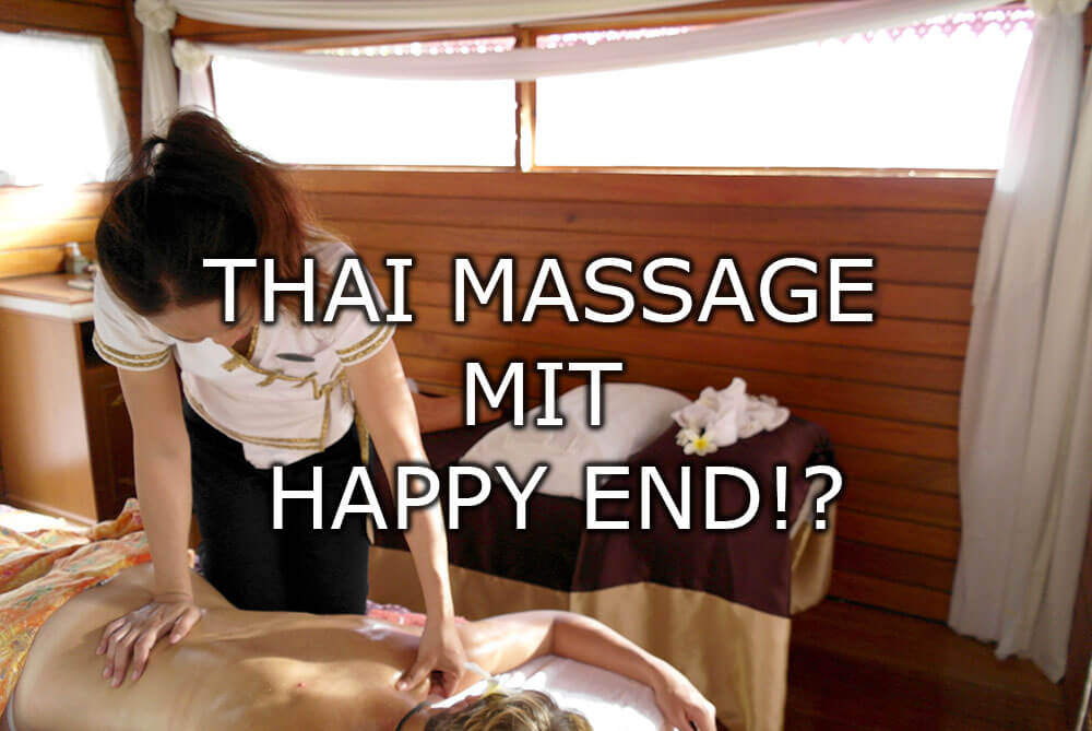 Massage Mit Happy Ending