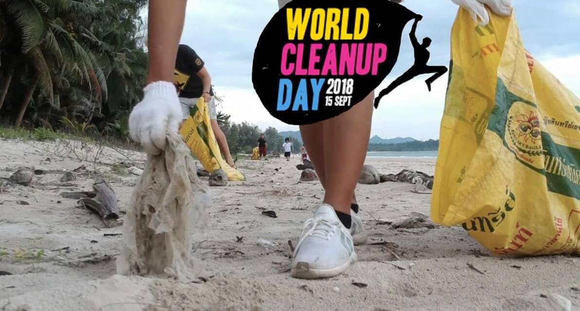 World Cleanup Day Southeast Asia